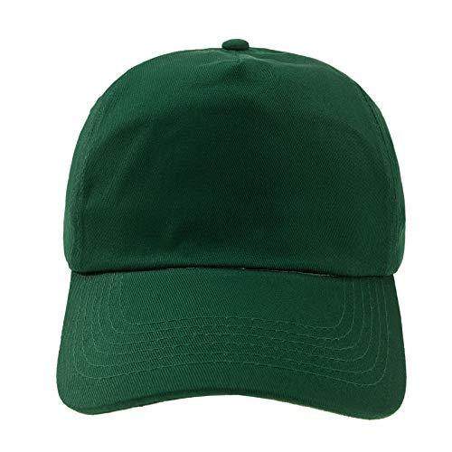 91870401124b94 4sold Casquette Unisexe Broderie Coton Baseball Cap GarçOns Filles Snapback  Hip Hop Flat Hat Bonnet (