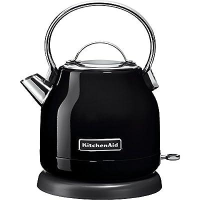 Bouilloire KitchenAid® 1,25L Noir Onyx