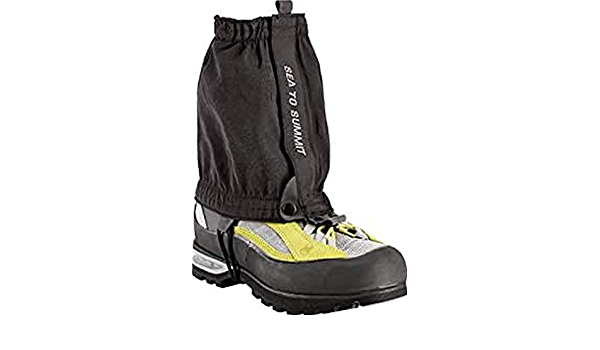 Bleu Sea to Summit Tumbleweed Ankle Gaiters S//M Accessoires Escalade Adultes Unisexe