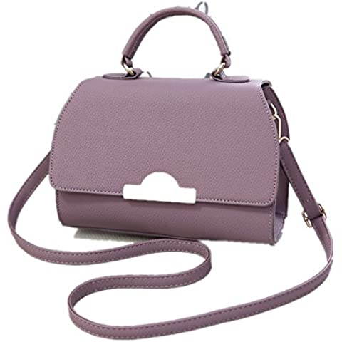YS Unique Chic Designer Shoulder Bag Handbag With Long Strap For Grils