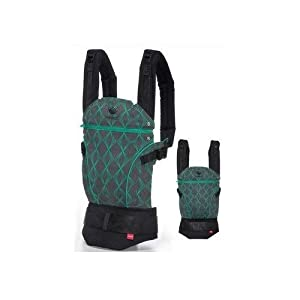 manduca First Baby Carrier > Limited Edition True Emerald <   5