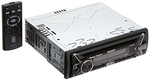 test sony mex xb100bt autoradio cd player nfc bluetooth. Black Bedroom Furniture Sets. Home Design Ideas
