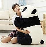 FUYUHAN Bebé Lindo Gran Oso Panda Gigante de Peluche Animal de Peluche Animales de Juguete Almohada de Dibujos Animados Kawaii muñecas niñas Regalos 50 cm