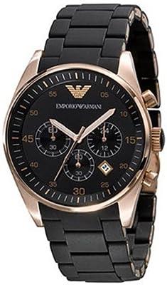Emporio Armani AR5905 Hombres Relojes