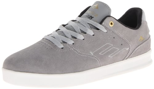 Emerica Emerica Mns The Reynolds Low, Baskets mode homme Gris (Grey Light Grey)