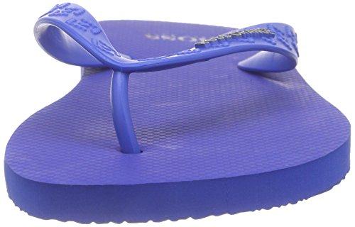 Boss Orange Loy 10189806 01, Chaussures de Plage et Piscine Homme Bleu (bright Blue 430)