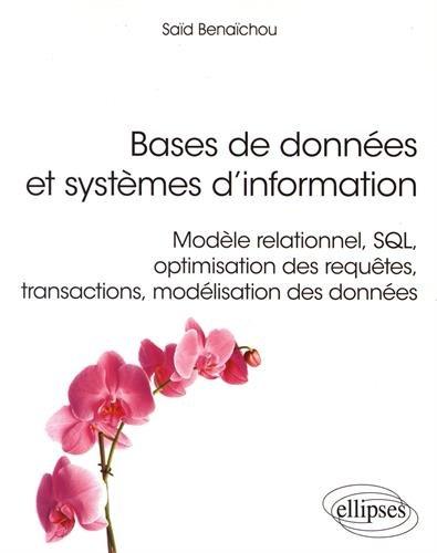 BASES DE DONNÉES ET SYSTÈMES D'INF...