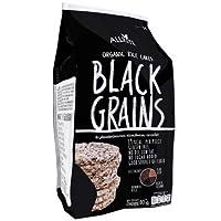 Allrite Organic Black Grain Rice Cake (Combo of 4 - Buy 3 and get 1 Free)