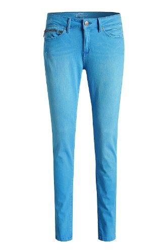 ESPRIT - Jean - Skinny/Slim Fit - Femme Bleu (Seaport 442)