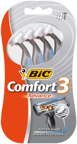 BIC-Afeitadora hombre-4hojas