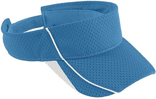 Augusta Sportwear - Casquette visière - Homme Columbia Blue/White