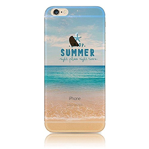 Sunroyal® Creative 3D TPU Custodia per Apple iPhone 6/6S 4.7