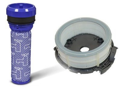 Genuine Dyson DC39 Filter Kit – Includes washable pre filter & HEPA post motor filter