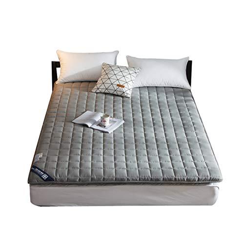 KELE Gray Umfassende Antibakterielle matratze Faltbare Tatami-matten,Dünne Abschnitt Japanischen Boden futon-matratze - 5cm-A 150x200x5cm
