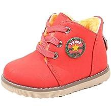 Zapatos de Bebé,Ouneed ® Moda niños chicos niñas deportivas zapatos zapatillas botas