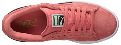 Puma Suede Jr Daim Baskets Porcelain Rose-Peacoat