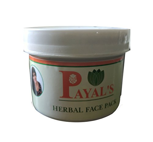 Payal\'s Herbal Face Pack 200gm (magic box inside)
