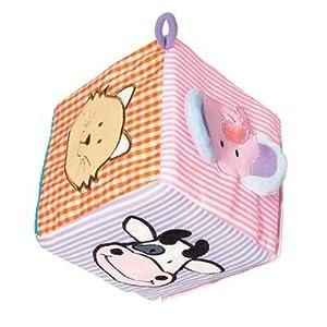 Simba Baby 4011974  - Cubo Suave con Sonido