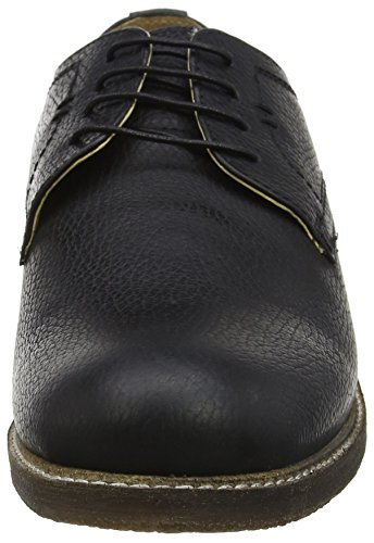 Red Tape Herren Marlow Stiefel Black (Milled Black)