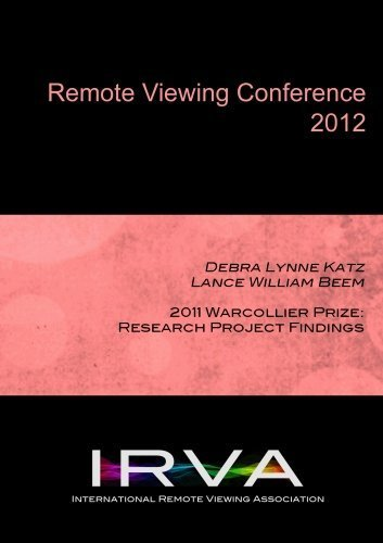 Debra Katz - Lance Beem - 2011 Warcollier Prize Research Findings (IRVA 2012)