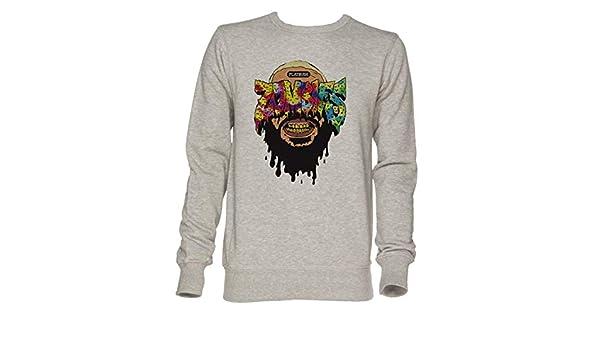 Jergley H2O Delirious Real Delirious Unisex Grau Sweatshirt