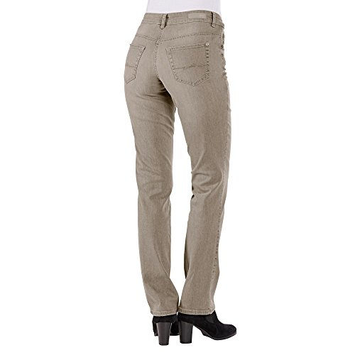 MAC Damen Straight Leg Jeanshose Melanie D793
