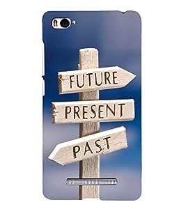 Life Direction Sign Board 3D Hard Polycarbonate Designer Back Case Cover for Xiaomi Mi 4i :: Xiaomi Redmi Mi 4i