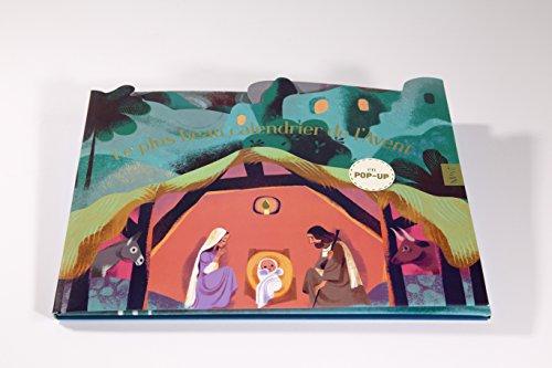 Le plus beau calendrier de l'Avent en pop-up par Annette Marnat
