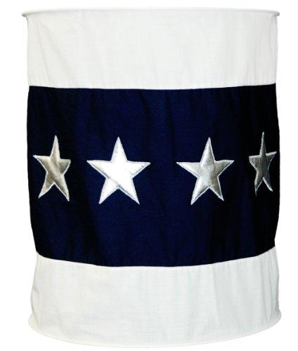 TAFTAN LP-143 Sternen Silber Lampenschirm Stoff, in 3 farben verfügbar -