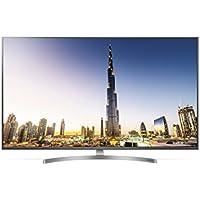 LG 55SK8100LLA 139 cm (55 Zoll) Fernseher (Super UHD, Triple Tuner, 4K Cinema HDR, Dolby Vision, Ein Standfuß, Smart TV)