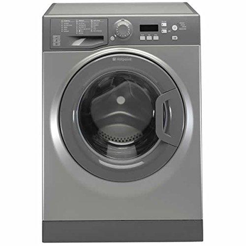 Hotpoint WMBF844G 8kg 1400rpm Freestanding Washing Machine - Graphite