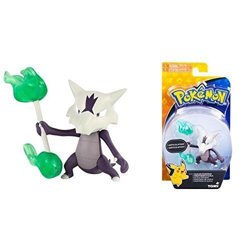 Pokemon Actionfiguren Set / Sammelfiguren Alola-Vulpix vs Krabbox, Alola-Sandan vs...