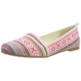 Tamaris Damen 24668 Slipper, Mehrfarbig (Multicolour), 38 EU