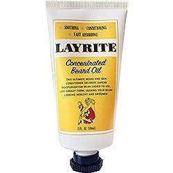 Aceite concentrado para barba Layrite, 59 ml