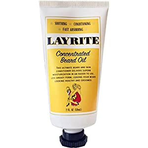 Layrite Concentrated Beard Oil 59ml
