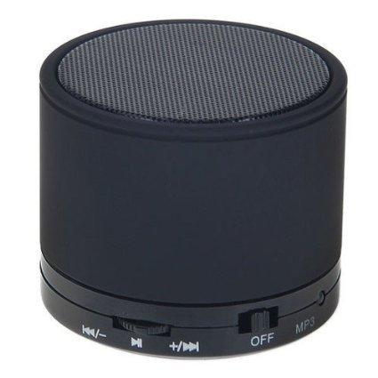 S10 Bewegliches Bluetooth Lautsprecher Mini Lautsprecher für HandyTablets (Schwarz)