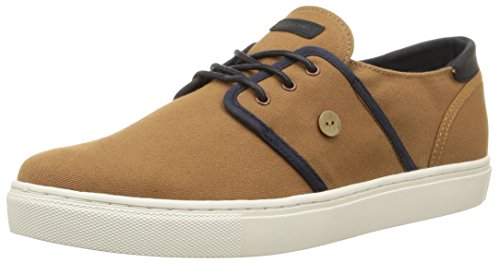 Faguo cypresslone, Sneakers Basse Uomo, Marrone (Marron (004 Tobacco/Navy)), 41