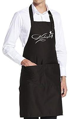 vanVerden Schürze Küchenfee Kochschürze Kochen Backen Mama Geschenk inkl. Geschenkkarte