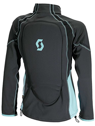 Damen Protektor Top Scott Protector Jacket Soft Acti Fit Women