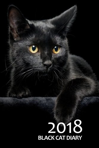 Black Cat Diary: One Day to a Page (The Black Cat Series)