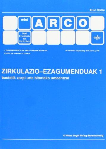 Zirkulazio-ezagumenduak 1 (Mini arco)