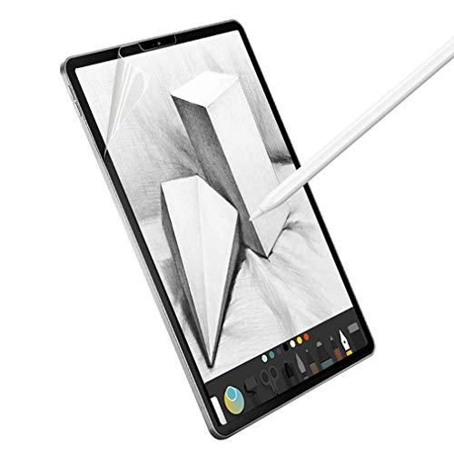 BENKS Schutzfolie für iPad Pro 11 Zoll (2018 Modell), Weich Matt Displayschutzfolie für iPad Pro 11 Folie Glas, Kompatibel mit Dem Apple Pencil