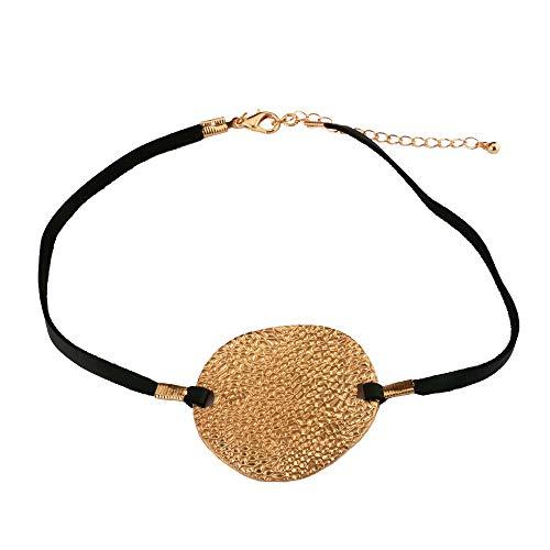 MXWY Collar Hombres Y Mujeres Accesorios Collar Cadena