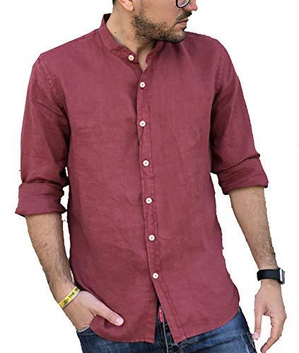 cf975f7762 Camicia lino uomo | Classifica prodotti (Migliori & Recensioni) 2019 ...