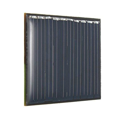 Característica: el panel solar de 5V 0.2 w Alto índice de conversión, salida de la eficacia alta Efecto de luz débil excelente Es piezas eléctricas importantes para transferir la energía de la luz del sol en la energía eléctrica para su uso Convenie...