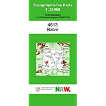 Topographische Karte Nrw.Suchergebnis Auf Amazon De Für Topographische Karte Nrw