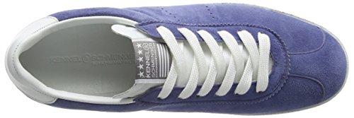 Kennel Und Schmenger Schuhmanufaktur Fresh, Baskets Basses femme Bleu - Blau (jeans/bian.S.weiss 581)