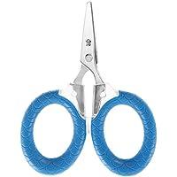 Cuda 18826 - Micro Tijeras, Color Azul