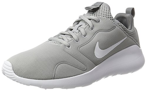 Nike - Nike Kaishi 2.0, Scarpe fitness Donna Multicolore (Wolf Grey/white-cool Grey)
