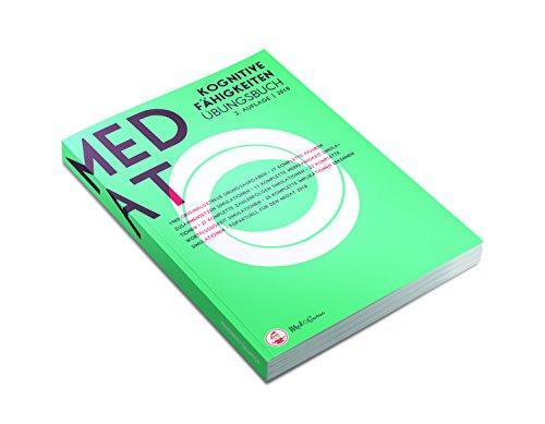 MedAT 2018/2019 - Kognitive Fähigkeiten und Fertigkeiten: Übungsbücher zur Vorbereitung für das Aufnahmeverfahren Medizin MedAT in Österreich